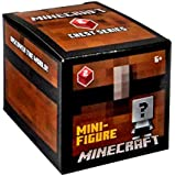 Minecraft Unlimited Mini Figure Chest Series 2 (3 Blind Boxes)