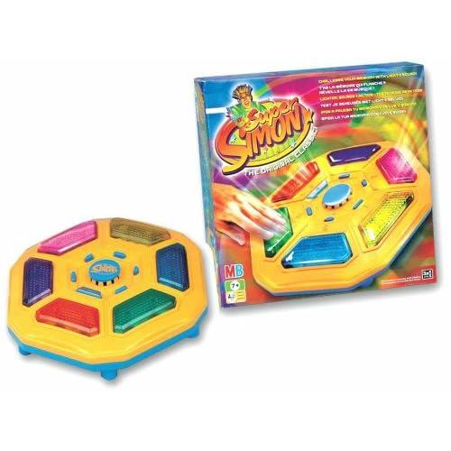 Hasbro 570231861 - Jeu Educatif Electronique - Super Simon