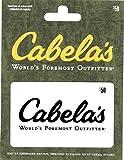 Cabelas Gift Card