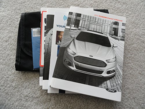 Manual Fusions - 2014 Ford Fusion Owners Manual