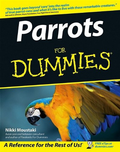 Download Parrots For Dummies ebook
