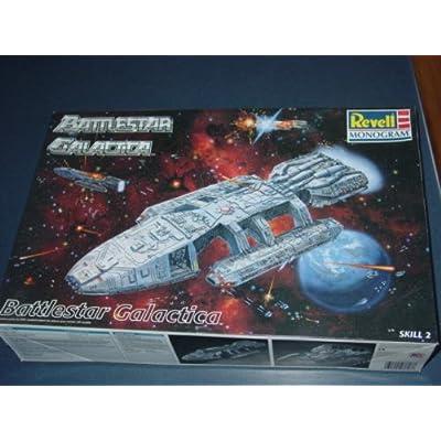 Battlestar Galactica Model Kit: Toys & Games