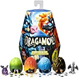 Dragamonz, Ultimate Dragon 6 Pack, Collectible Figure & Trading Card Game, for Kids Aged 5 & Up