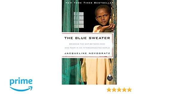 The Blue Sweater: Amazon.es: Jacqueline Novogratz: Libros en idiomas extranjeros