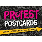Protest Postcards: Write, Stamp, Send, and Be Heard
