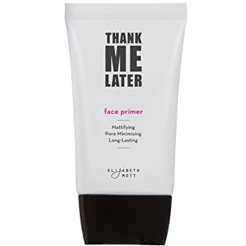 Amazon.com : Thank Me Later Primer. Paraben-free and Cruelty Free. ...Matte Face Primer (30G) : Beauty