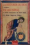 Historia de Dios en las Indias, Elsa Cecilia Frost, 9706990631