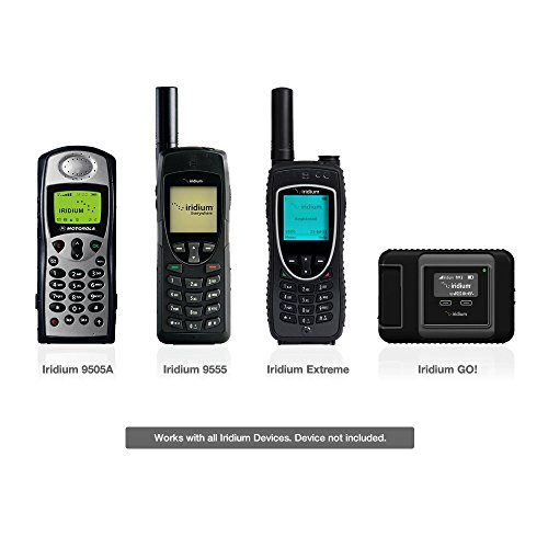 BlueCosmo Iridium 750 minute 6 month Prepaid Satellite Phone SIM Card - No Rollover by BlueCosmo (Image #2)