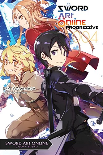 Sword Art Online Progressive 4 - light novel [Reki Kawahara] (Tapa Blanda)