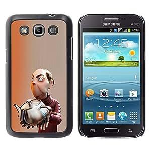iKiki Tech / Estuche rígido - Mastermind Scientist Kids Children'S - Samsung Galaxy Win I8550 I8552 Grand Quattro