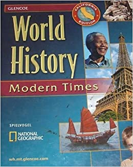 ??UPD?? World History - California Edition: Modern Times. swift Power episodes offering computer kitna goles