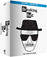 Breaking Bad Collection  (White Edition) (16 Blu-Ray)