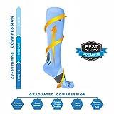 NEWZILL Men & Women's Compression Socks for