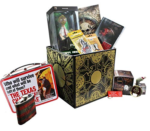 Toynk Horror Movies Collectibles | Horror LookSee Collectors Box | Collector's Edition