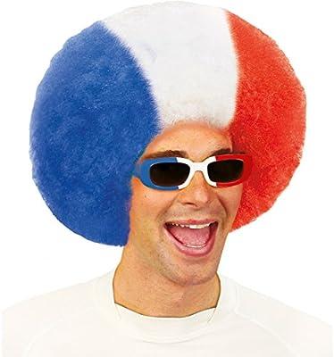 NET TOYS Gafas con Bandera de Francia - Azul-Blanco-Rojo ...