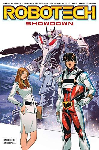 Robotech Vol. 5: Showdown ()