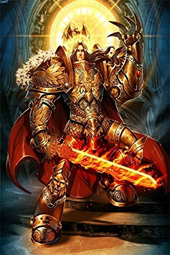 Buy Generic Custom Canvas Art Warhammer 40 000 Wallpaper