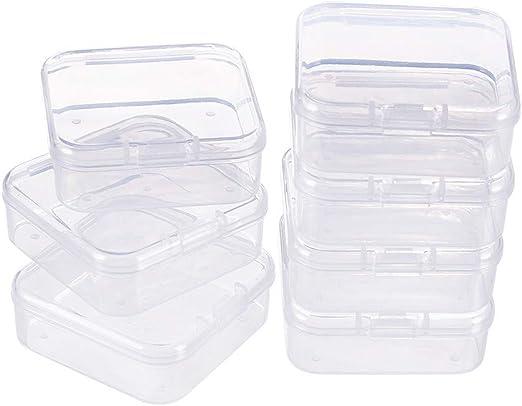 BENECREAT 18 Pack Caja de Contenedores de Almacenamiento de ...