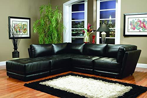 Coaster Home Furnishings Kayson Upholstered Armless Chair - Armless Upholstered Modular Chair