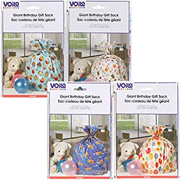 Giant Birthday Celebrations Gift Bags 36x44quot Sacks