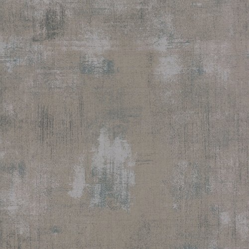 Moda Fabrics Grunge Texture by BasicGrey Grey