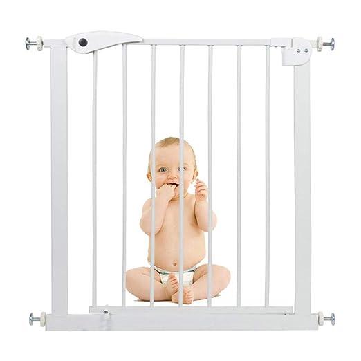 QIANDA Barrera de Seguridad Bebé Puerta de la Escalera Pasillo ...