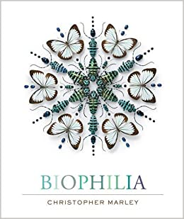 biophilia the art of christopher marley book of postcards