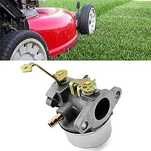 Cortacésped Motorstar reemplazar Carb carburador para Tecumseh 632230632272H60–75454t