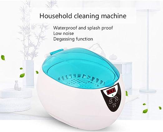 CXQZLH 750 ml Limpiador ultrasónico automático de baño Aspirador ...