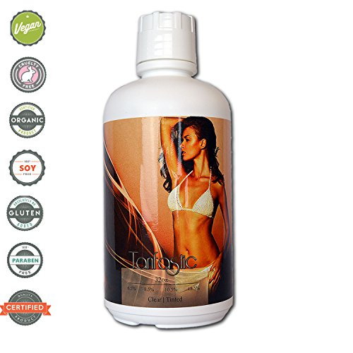 Tanfastic E Blend Ultra Dark 12.5% DHA Sunless Airbrush Spra