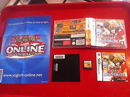 Yu-Gi-Oh! GX Spirit Caller (Nintendo DS) ()