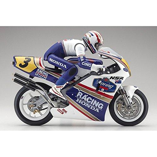 1/8 R / C electric motorcycle HANGING ON RACER Honda NSR 500 1991 kit