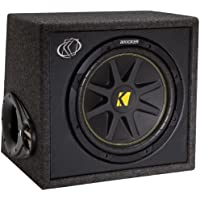 Kicker 10vc124 Vc12 Single Comp 12 Sub Vent Box