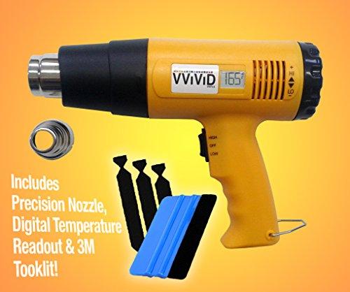 VViViD Professional Heat Gun Automotive Vinyl Wrap Tool I...