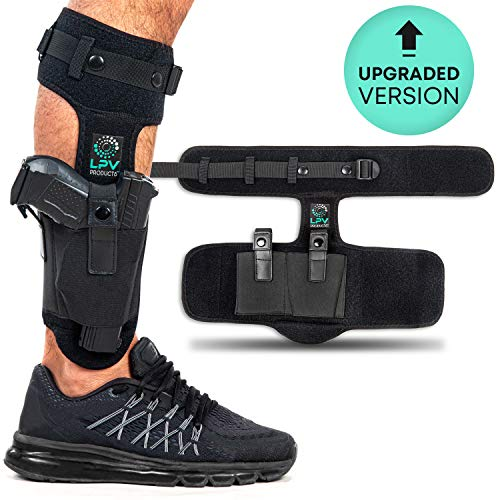 Ankle Gun Holster For Concealed Carry