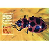 National Audubon Society Pocket Guide: Insects and Spiders (Audubon Society Pocket Guides)