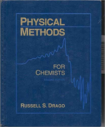 physical methods in chemistry drago free