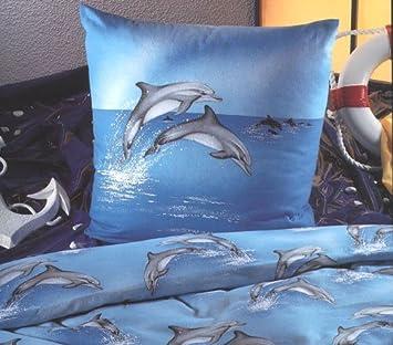 Delphin Delfin Schöne Fein Biber Bettwäsche Amazonde Küche