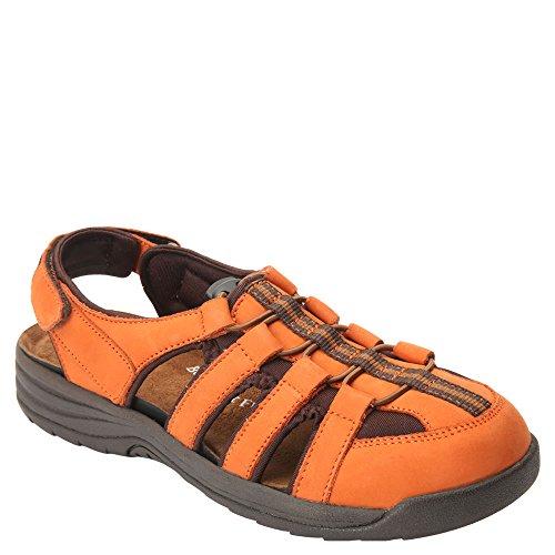 Drew Women's Element,Orange Nubuck,US 8 N by Drew Shoe