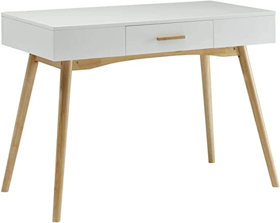Convenience Concepts Oslo 1-Drawer Desk