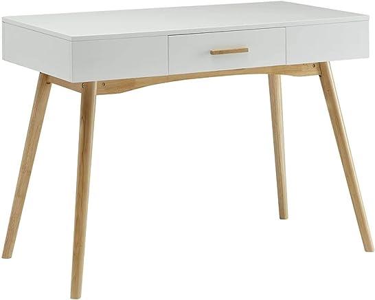 Convenience Concepts Oslo 1-Drawer Desk