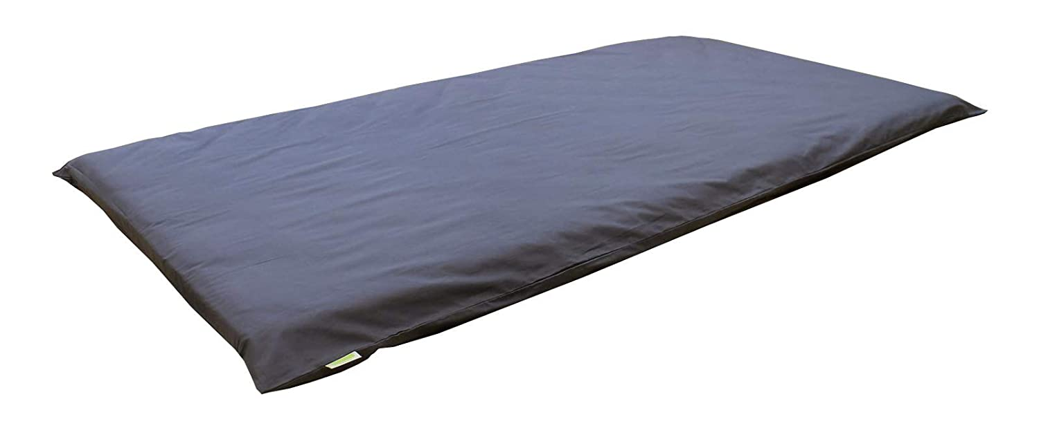 Made in Japan FULI 100/% Cotton Cover for Traditional Japanese Floor Futon Mattress Beige Twin XL