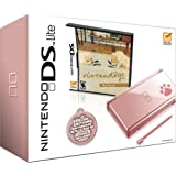 nintendo ds lite metallic rose artist not provided video games. Black Bedroom Furniture Sets. Home Design Ideas