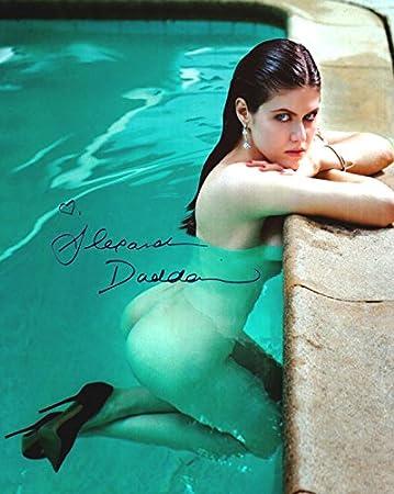 Alexandra Daddario Baywatch X14 Inch Reprint Photograph Hot