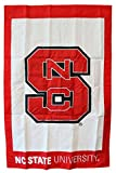 North Carolina State - 28'' x 44'' Double Sided Appliqued NCAA Banner