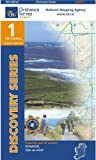 Donegal (NW) (Irish Discovery Series)
