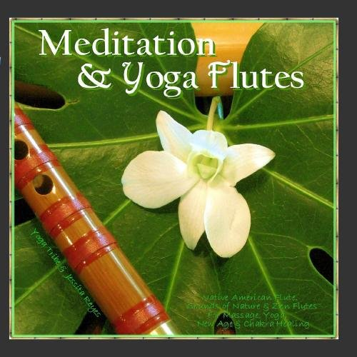 Price comparison product image Meditation & Yoga - Flutes (Native American Flute & Sounds of Nature for Yoga, Massage, New Age Spa, Zen & Chakra Healing)