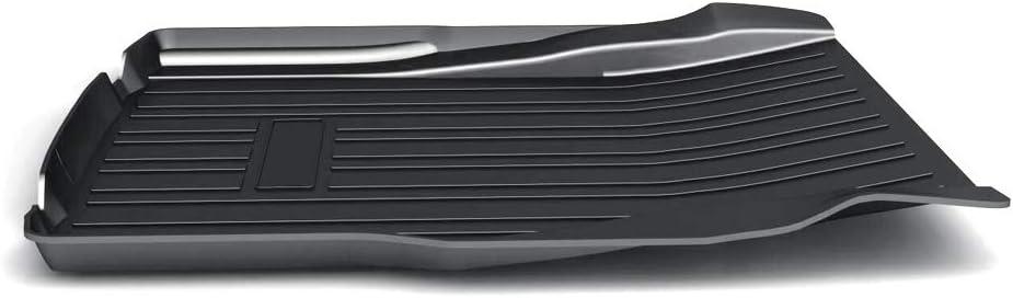 Mixsuper Cargo Liner for 2018 BMW 3-Series TPO All Weather Rear Durable Odorless 3D Trunk Floor Mat Custom Fit 2012-2017 BMW 3-Series F30 F31 M3 F80 Sedan