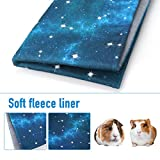 Kerrogee Guinea Pig Fleece Cage Liner,Bedding for