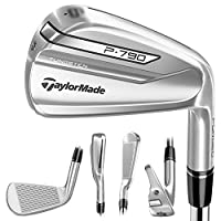 TaylorMade P790 Individual Irons - Steel Right Approach Wedge Steel Stiff Steel (Stock)